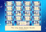 The Long Vowel Games Bundle